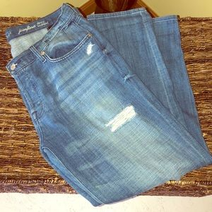 Seven for all mankind boyfriend jeans